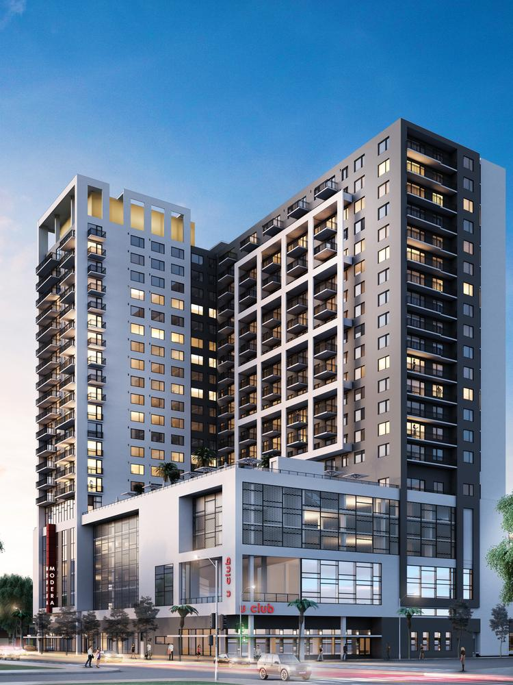 Modera Central Rendering